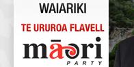 Waiariki Maori Party